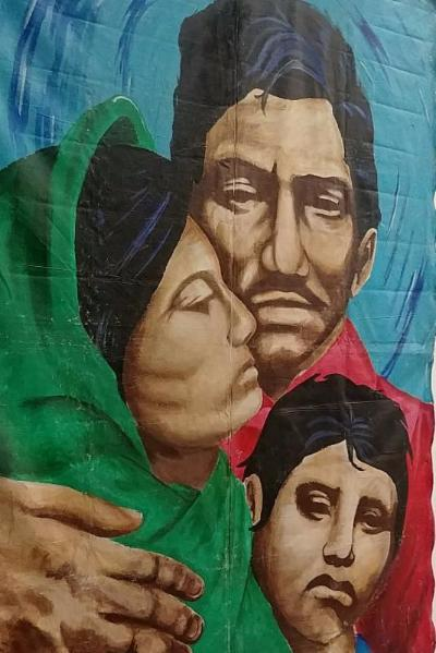 Holy Family Migrant Family
