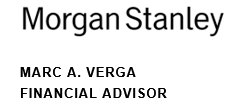Morgan Stanley-Marc Verga