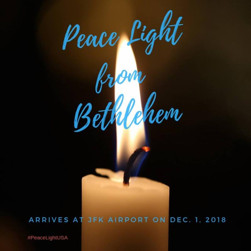 Welcome Ceremony for the Peace Light @ Earle Street Baptist Fellowship Hall | Greenville | South Carolina | United States