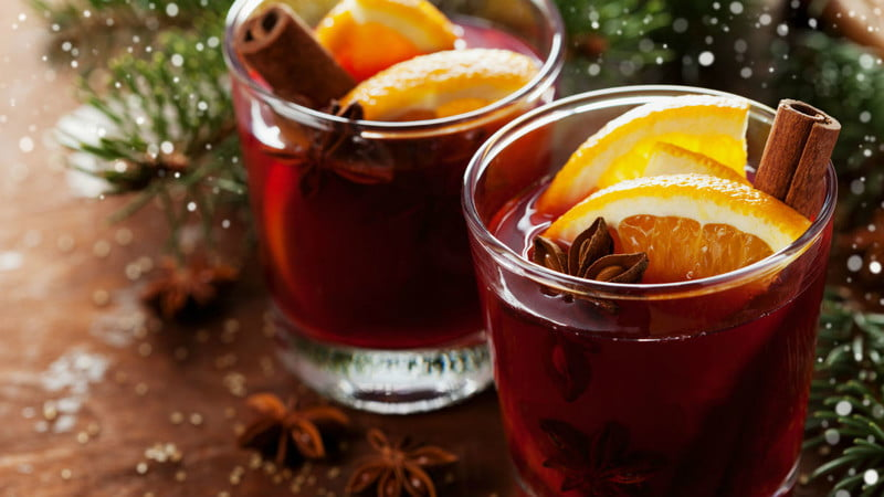 Glühwein Party!  @ Riverwood Farm Clubhouse
