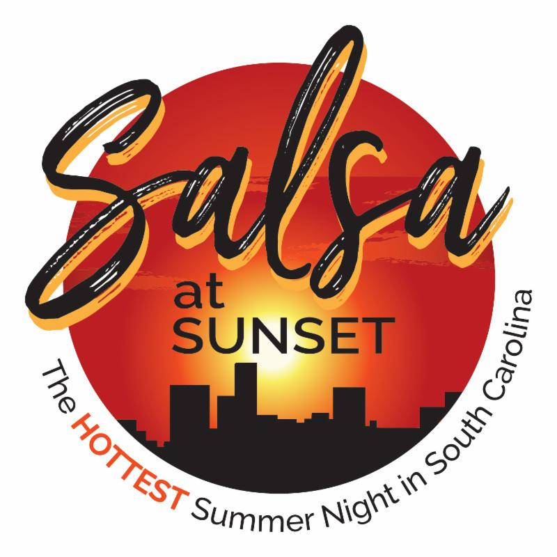 Salsa at Sunset @ Graham Plaza in front of the Peace Center | Greenville | South Carolina | United States