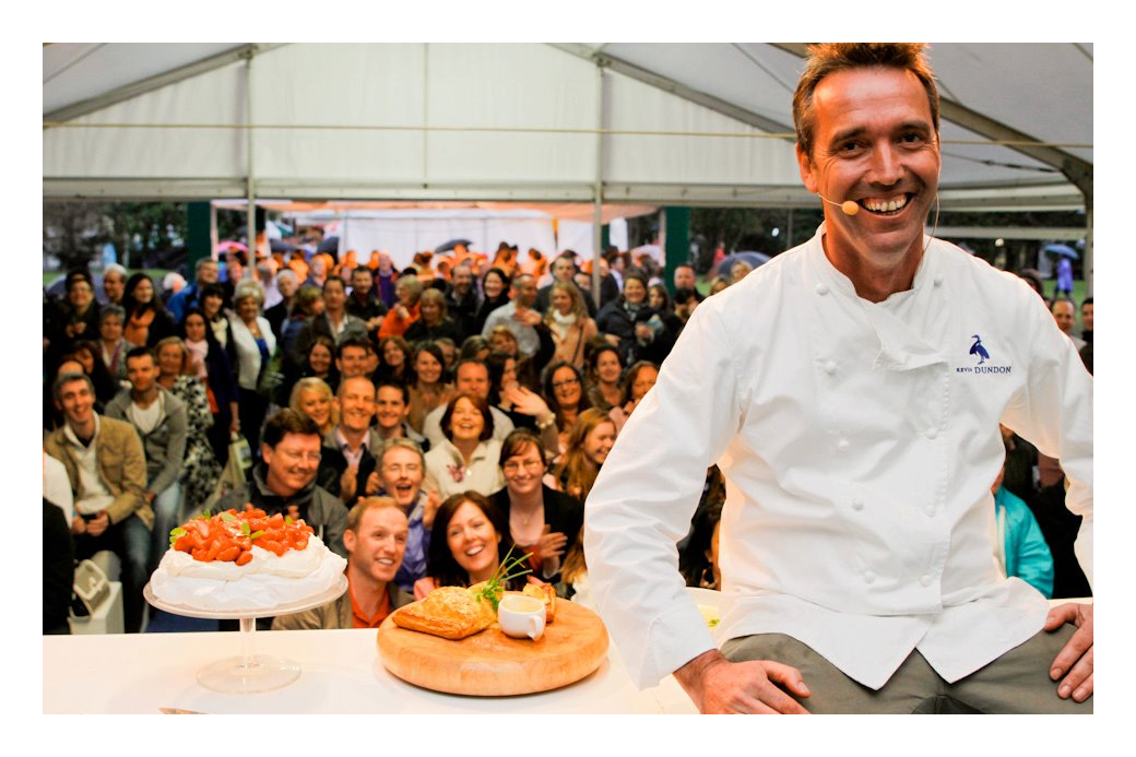 Full on Irish with Celebrity Chef Kevin Dundon @ Online