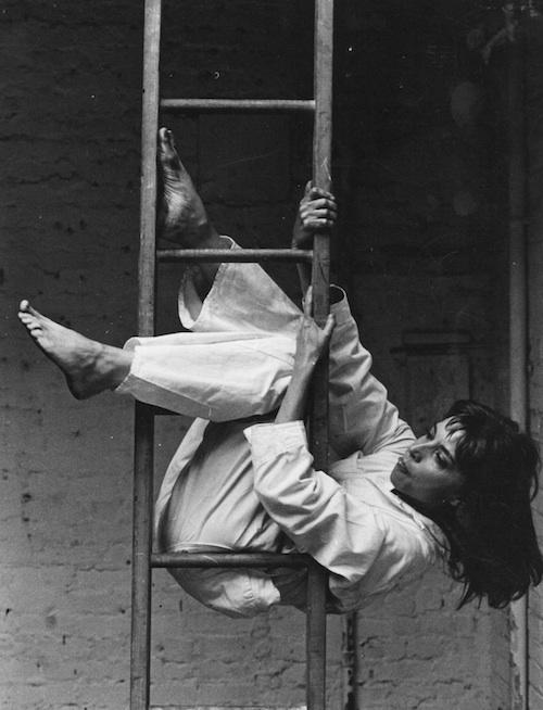 Elaine Summers byDan Budnick