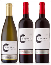 Columbia Winery Offerings
