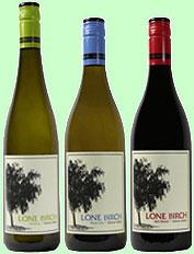 Lone Birch Wines
