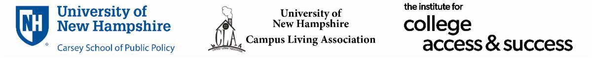 college affordability logo