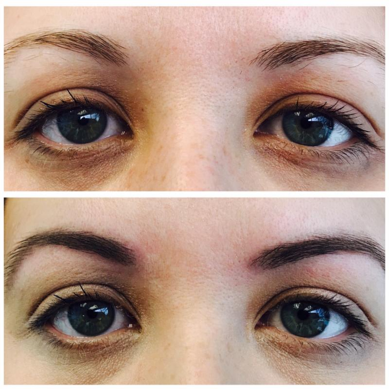 Brow Tint Chevy Chase