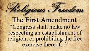 Image result for freedom of religion